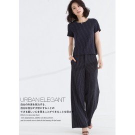 GSS6886 Casual-Top+Pants*