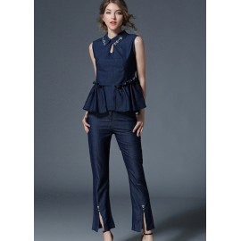 GSS5169 Office-Top+Pants *