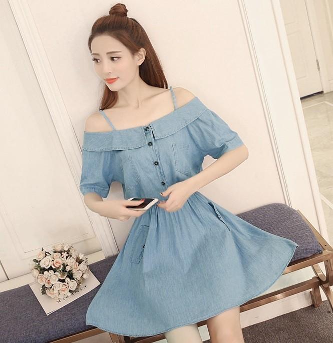 GSS618 Denim-Dress $21.09 55XXXX5325508-NU7LV703-D