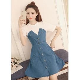 GSS620 Denim-Dress *