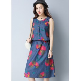 GSS932 Denim-Dress.