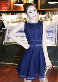 GSS8092 Denim-Dress*