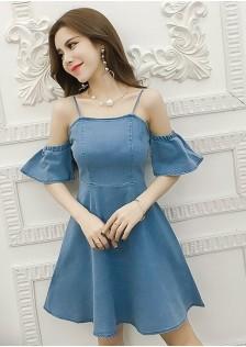 GSS8129 Denim-Dress *