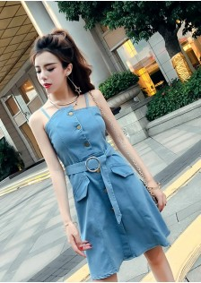 GSS8335 Denim-Dress*