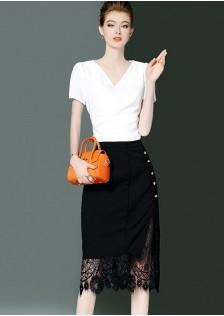 GSS9139 Office-Top+Skirt *