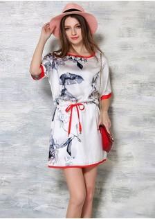 GSS8010 Casual-Dress *