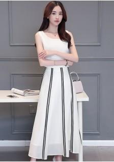 GSS6568 Office-Top+Skirt*