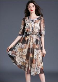 GSS5143 Office-Dress*