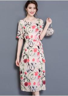 GSS7177 Office-Dress*