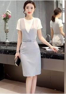 GSS348 2pcs-Office-Dress*