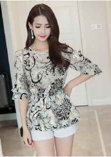 GSS8815 Casual-Blouse*