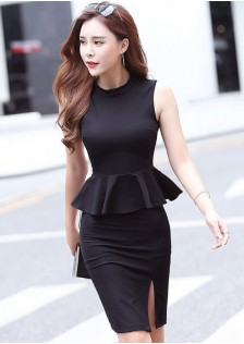 GSS387 Office-Dress black,red $26.20 78XXXX2516972-SD5LV547