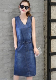 GSS883 Denim-Dress*
