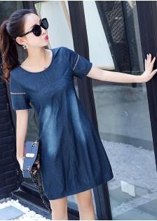 GSS5607 Denim-Dress*
