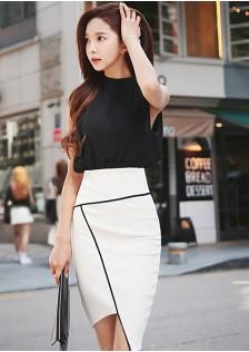 GSS0363 Office-Top+Skirt*