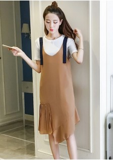 GSS2008 Casual-2pcs-Overall*