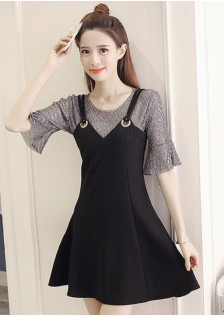 GSS8853 Casual-2pcs-Overall *