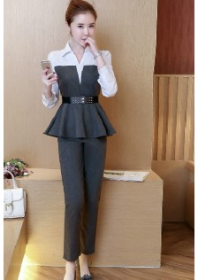 GSS3825 Office-Top+Pants *
