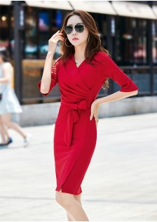 GSS1819 Office-Dress*