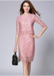 GSS6169 Office-Top+Skirt *