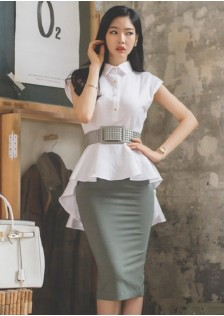 GSS8323 Office-Blouse *