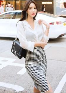 GSS7436 Office-Top+Skirt *