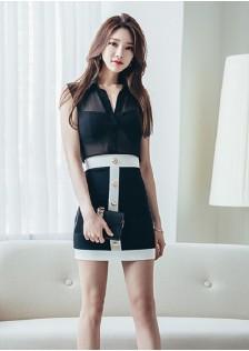 GSS3375 Office-Top+Skirt *
