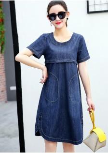 GSS9919 Denim-Dress *