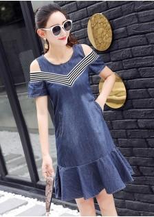 GSS8813 Denim-Dress *
