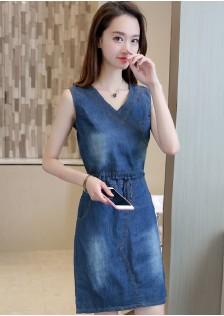 GSS829 Denim-Dress*