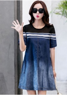 GSS9301 Denim-Dress *