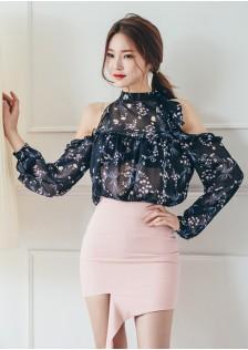 GSS9052 Office-Top-Skirt*