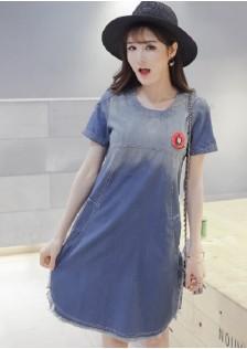 GSS8438 Denim-Dress *