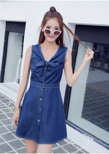GSS6185 Denim-Dress*