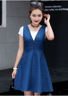 GSS610 Denim-Dress*