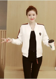GSS6366 Casual-Jacket white,red,black $18.31 38XXXX5616741-SD1LV888