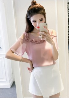 GSS3009 Casual-Blouse*
