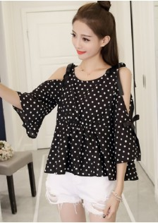 GSS3025 Casual-Blouse*