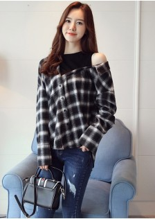 GSS8723 Casual-Blouse *
