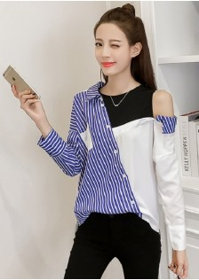 GSS363 Casual-Blouse *