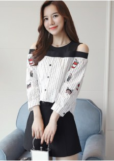 GSS8729 Casual-Blouse *