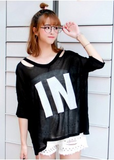 GSS1055 Casual-Blouse*