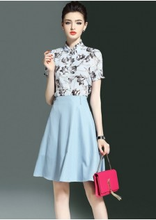 GSS6816 Office-Top+Skirt *
