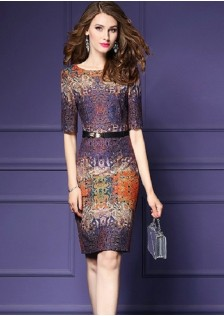 GSS5856 Office-Dress*