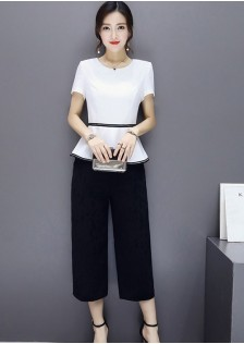 GSS8220 Office-Top+Pants*