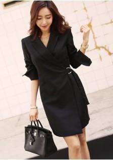 GSS7485 Office-Dress white,black $26.53 75XXXX5938227-LA1LVE49-A