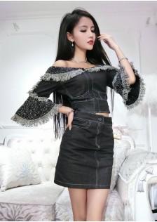 GSS903 Casual-Top+Skirt $23.64 62XXXX5913974-TH1LVA21