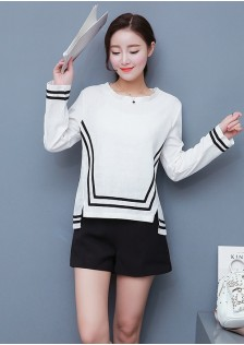 GSS1801 Casual-Blouse*