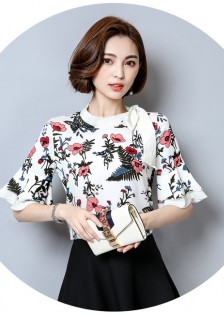 GSS7031 Office-Blouse *