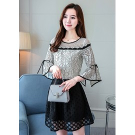 GSS7057 Office-Blouse.***